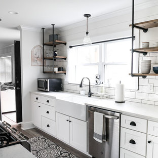 75 Beautiful Small Galley Kitchen Pictures & Ideas | Houzz