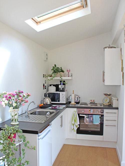 Flat Kitchen Designs: Granny Annex Ideas And Photos
