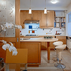 Midcentury Kitchen by Peter A. Sellar - Architectural Photographer