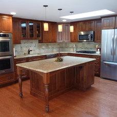 Traditional Kitchen by Bobbi Alderfer/Lifestyle Design