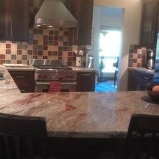 Kitchen by Judy Dinkle - JD Designs