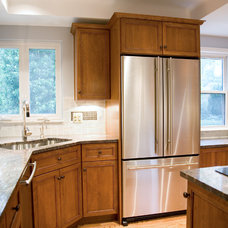 Traditional Kitchen by Kitchens by Richards Inc