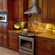 Traditional Kitchen by KW Cowles Design Center, LLC