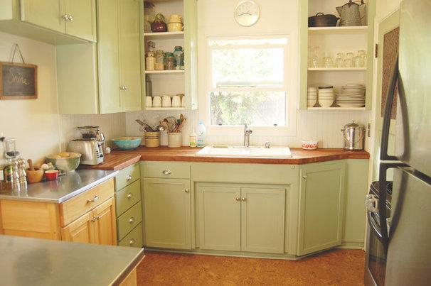 Eclectic Kitchen by Lola Nova