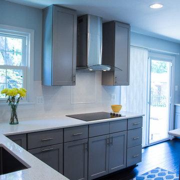 Small Kitchen in Springfield, VA