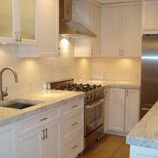 Traditional Kitchen by Melissa Miranda Interior Design