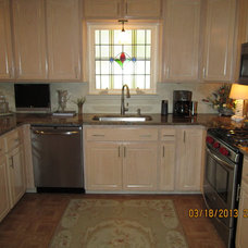 Traditional Kitchen Small kitchen remodel