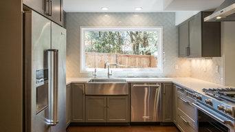 Small Kitchen Remodel in Beaverton