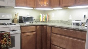 Small Kitchen Remodel