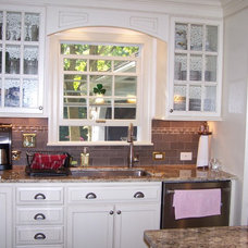 Traditional Kitchen by Chester County Kitchen & Bath