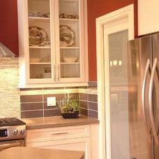 Contemporary Kitchen by Rochelle Lynne Design