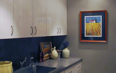 Small Kitchens: Big in Function and Style!