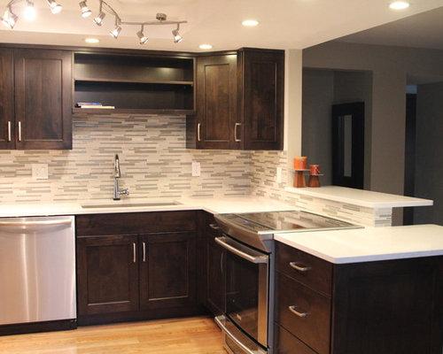 Ideas para cocinas dise os de cocinas modernas con - Cocinas con mosaico ...