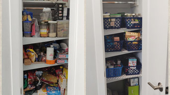 Small Pantry and Small Budget