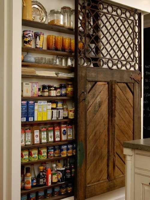 Shallow Pantry Ideas, Pictures, Remodel and Decor