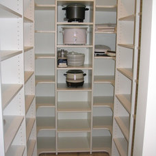Contemporary Kitchen by The Closet Guy Inc