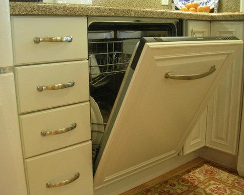 Dishwasher Custom Front Panel | Houzz