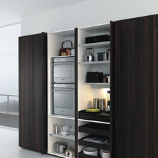 Contemporary Kitchen Cabinetry by Unravel Design