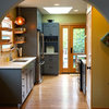 Family Kitchen Smartens Up With a New Ecofriendly Renovation