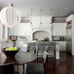 contemporary kitchen by Jeffrey King Interiors