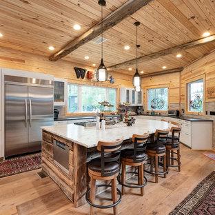 Smith Lake Log Home