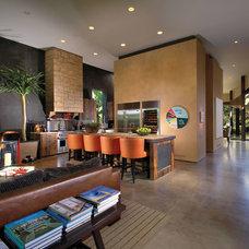 Contemporary Kitchen by Prestige Builders