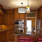 Bead Board Bar Traditional Kitchen Atlanta By Kreg