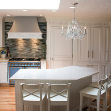 Traditional Kitchen by Artistic Cabinetry