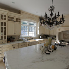 Traditional Kitchen by Home Pro Cabinetry