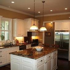 Contemporary Kitchen by Cole Design Studio, LLC