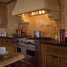 Mediterranean Kitchen by Sandy Koepke