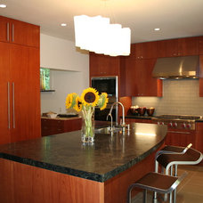 Contemporary Kitchen by Custom Spaces Design