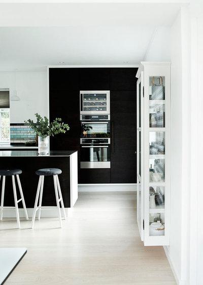 Moderne Køkken by Køkkenskaberne ApS