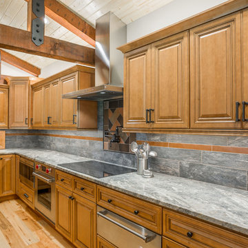 Snohomish House - Designed by Gary Harts @KitchenForCooksOnline.com