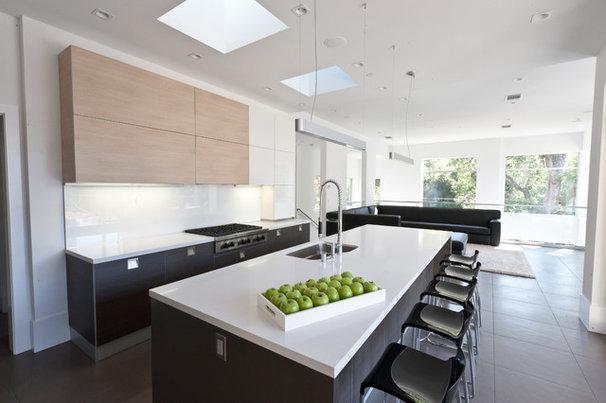 Contemporary Kitchen by DOUGLAS A. MCQUILLAN - ARCHITECT