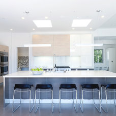 Contemporary Kitchen by DOUGLAS A. MCQUILLAN - ARCHITECT
