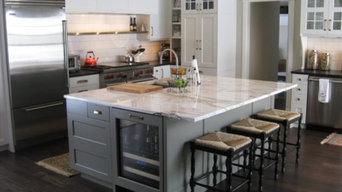 Soapstone Installed - Kitchen