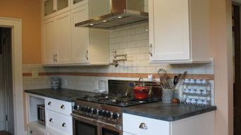 Soapstone kitchen
