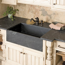 Contemporary Kitchen by RusticSinks