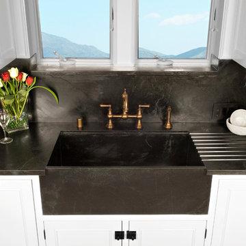 Soapstone Werks Custom sinks
