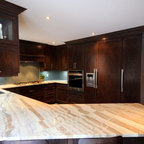 kitchen cabinets montreal transforming and refinishing traditional kitchen 3115
