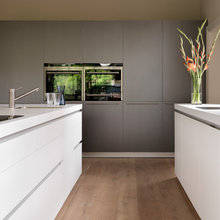 Oven housing: Kitchen Architecture - bulthaup