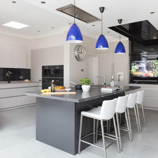 Social and entertaining kitchen