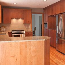 Contemporary Kitchen by Devane Design