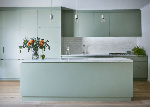 Contemporary Kitchen by Nido Studio Interior Design