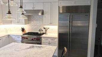 Soft Modern Kitchen