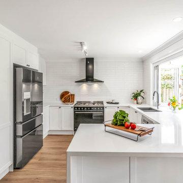Softwood Kitchen Renovation