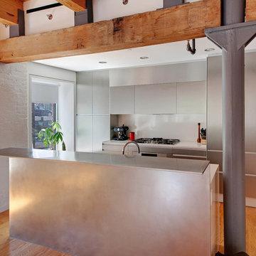 SoHo Loft Kitchen
