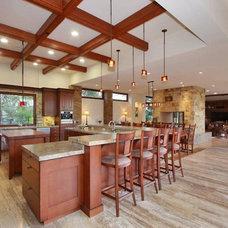 Traditional Kitchen by Margaret Dean at Design Studio West