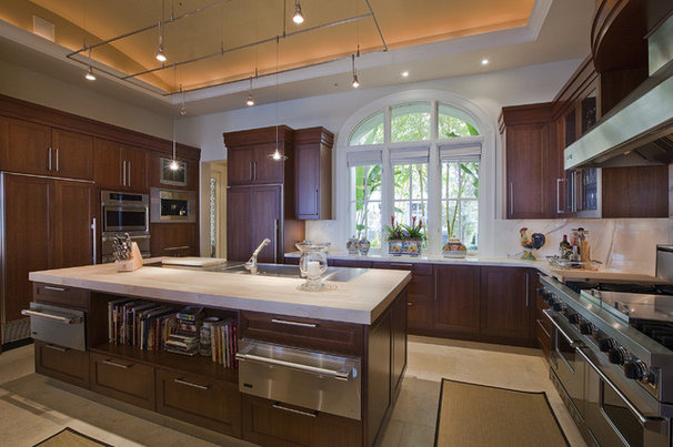 Contemporary Kitchen by Dorlom Construction